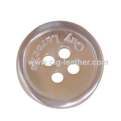 Bulk shell buttons With Garment