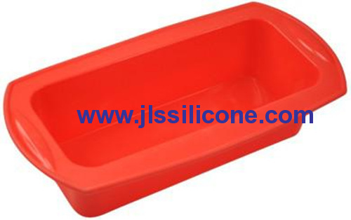 rectangle bread loaf and cake baking pan silicone bakeware moulds