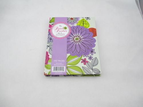 A5 3D hardcover notebook