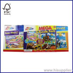 high quality Mega 4 Puzzle pack