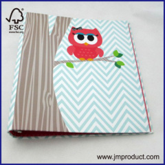 hard cover file folder