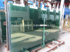 Toughened glass steel glass