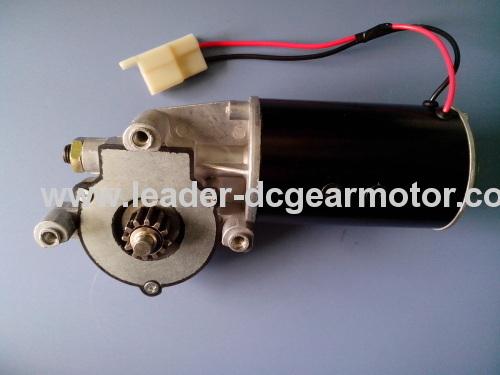 150 190rpm High Power 24v Dc Motor For Car Window