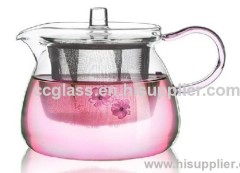 Wholesales Innovative Design Glass Teapots Coffee Pots