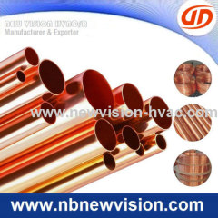 Air Conditioner Straight Copper Pipe
