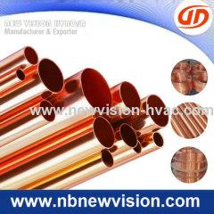 Air Conditioner Straight Copper Pipe