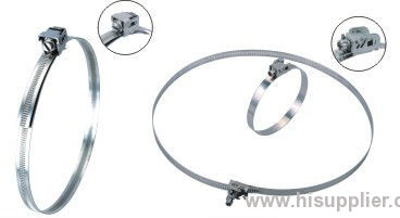 hose clamp stainless steels