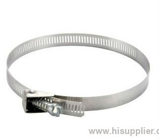 hose clamps stainless steels