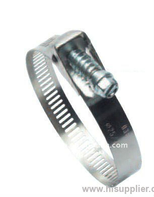 10mm stainless steel clamp