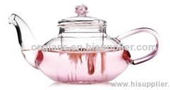 Highly Transparent Heat Resistant Glass Teapots Coffee Pots