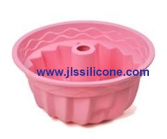 9.4 inch bundt silicone bakeware moulds