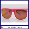 Wholesale red rose sunglass with spring hinge