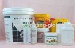 PP Painting Barrels Coating Tank Chemical Container Heat Press Foils