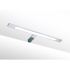 Italy design Aluminum chrome bathroom mirror light 400mm IP44 CE RoHs