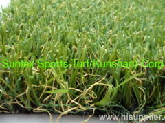 garden landscaping artificial grass