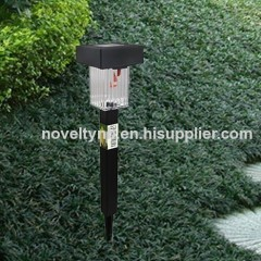 Solar Garden Lawn power light