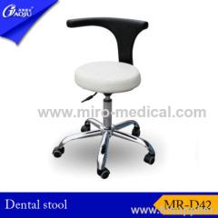 metal base dental stool