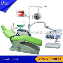Low mounted Dental Unit