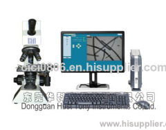 Fiber Fineness & Composition Analysis system Instrument