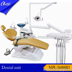 pouplar mounted Dental Unit