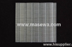 stainless steel and copper material mixed woven wall decor fabric