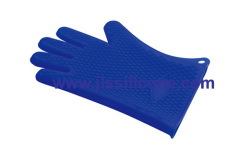 5 fingers silicone glove mitt or pot holder