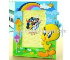 custom pvc photo frame