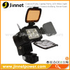 Professional video shooting led light led-lbps900 for camera DV camcorder made in China