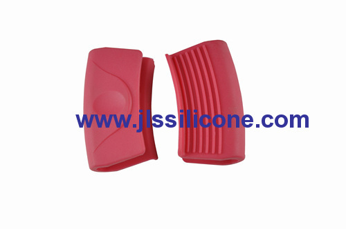 heat resistant silicone pot holders and colorful pot handle cover