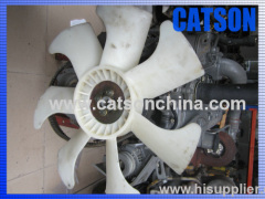 Isuzu DD-6BG1T engine assy for generator