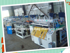 China T-shirt Bag Making Machine