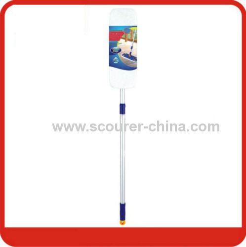 Cotton flat mop for wodden floor head refill for industrial