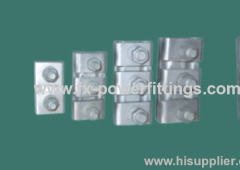 JB-1 TYPE PARALLEL GROOVE CLAMP