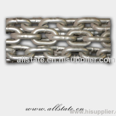 Stainless steel marine anchor chain