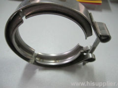 steel clamps with HOSE