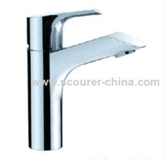 59% solid brass body Faucets with zinc alloy handle