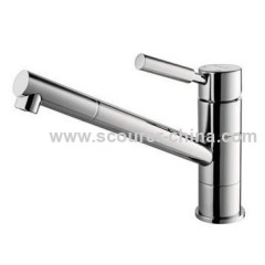 Single Lever Mono Basin Faucet for Waterfall shap