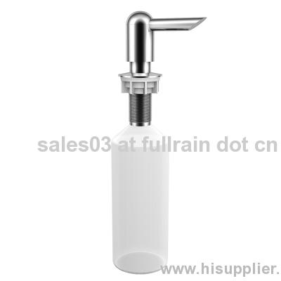 R3104 Chrome ABS Soap Dispenser