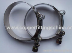 High Quality T Type Stainless Steel Hose Clamp