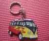 factory direct selling car design PVC keychain