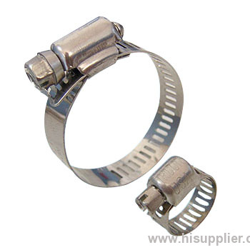 high quality American type hose clamps