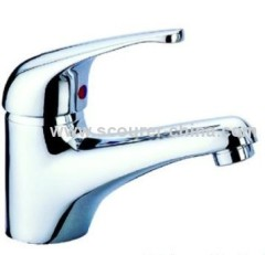 Single Lever Mono Basin Faucet with Competitive price