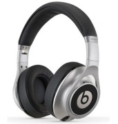 Beats by Dr Dre Executive Over Ear Headphones with Control Talk Silver