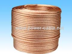 120mm2 bare grounding copper cable