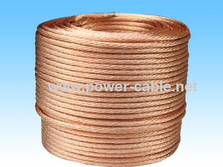 120mm2 bare grounding copper cable from China manufacturer ...