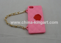 fashion silicone cell phone case