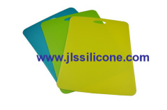 rectangle kitchen tools plastic PP chopping boards and mats