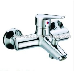 Wall Mounted Exposed Bath Shower Faucet ODM service