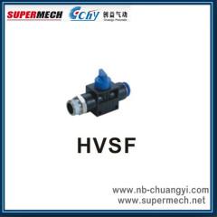 Straight Fitting Thread HVSF