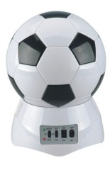 3.5L Footbal Design NEW Mini Fridge Personal Cooler Warmer For Home or Car